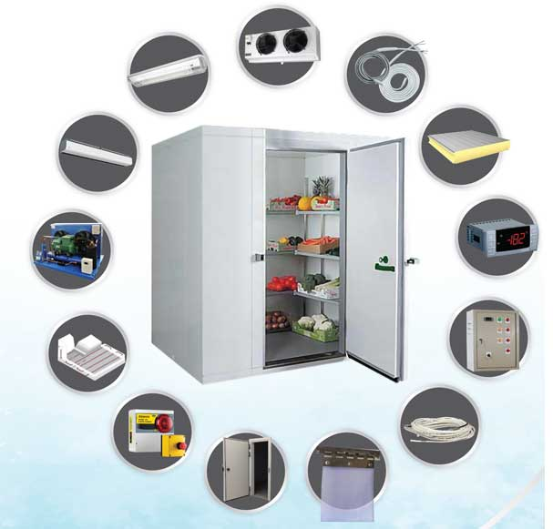 Refrigeration & Accessories